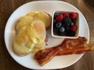 Breakfast, Edwin K Bed and Breakfast